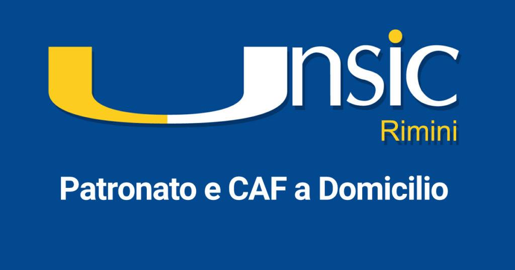 Patronato e CAF a Domicilio a Rimini per le tue pratiche senza muoverti da casa!
