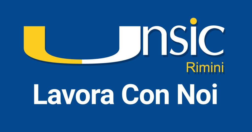 Lavora Con Noi Patronato UNSIC Rimini